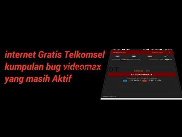 Apa itu bug Videomax Telkomsel