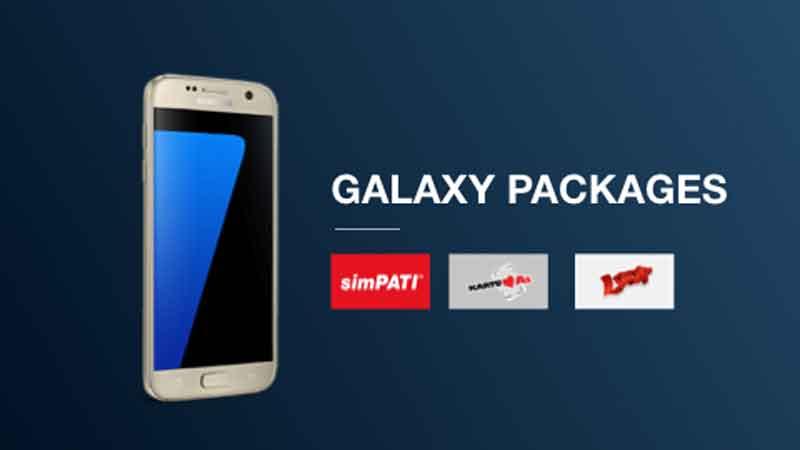 Paket Internet Samsung Galaxy