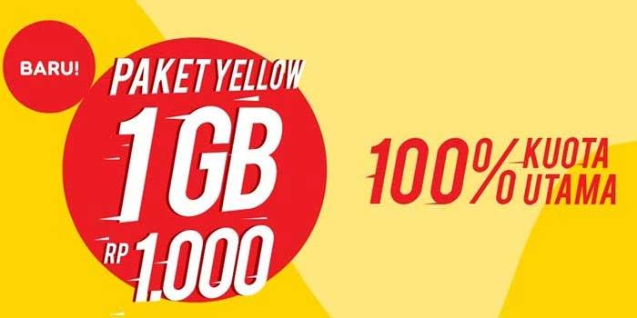 Paket Yellow