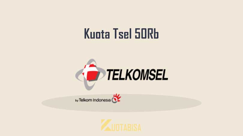 kuota murah Telkomsel 50rb