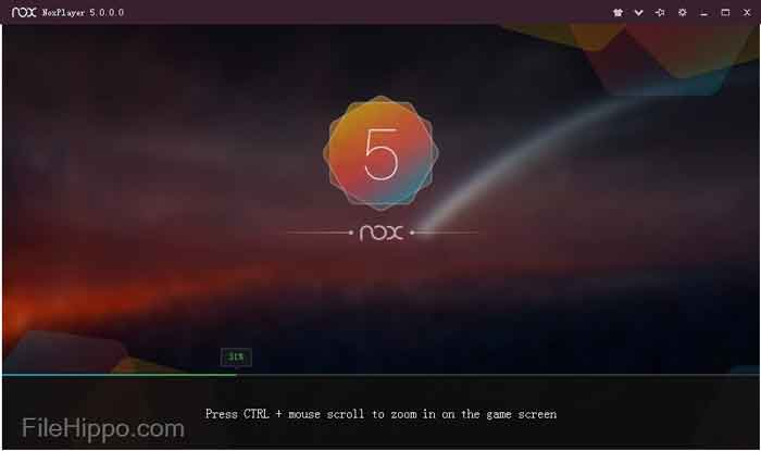 Cara Setting Nox Player