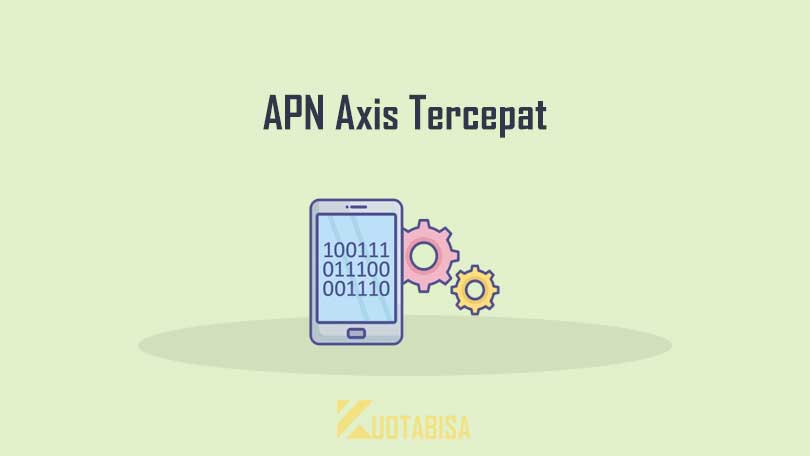 APN Axis Tercepat