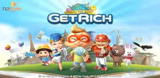 Cara Reedem Voucher Line Let's Get Rich