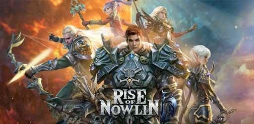 Cara Reedem Voucher Rise of Nowlin