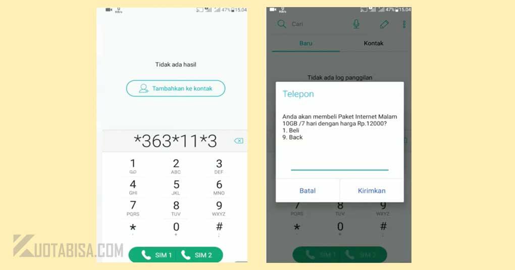 Kode Rahasia Telkomsel 10GB