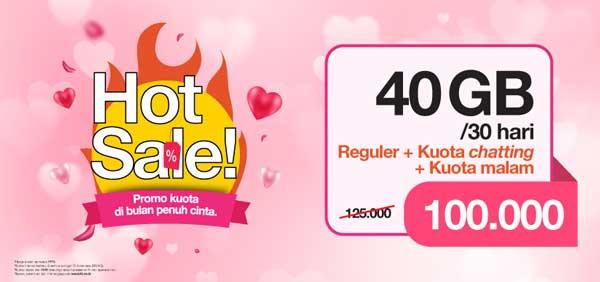 Paket Internet Tri Murah Hot Sale