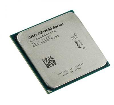 AMD 7 Gen A8-9600 APU