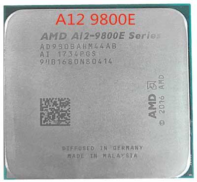 AMD 7th Gen A12-9800E APU