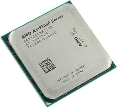 AMD 7th Gen A6-9500E APU