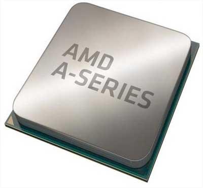 AMD 7th Gen A6-9550 APU