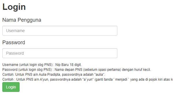 Cara Cek Profil PNS di BKN