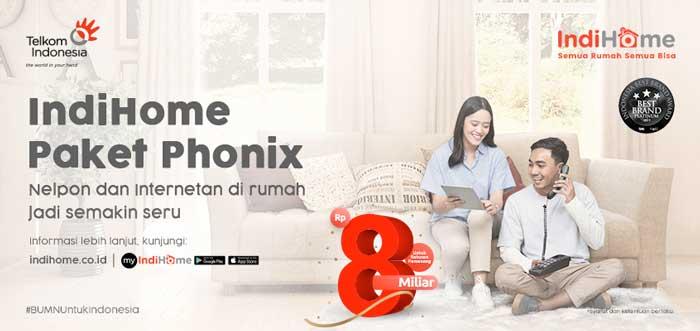 Paket Indihome Phonix