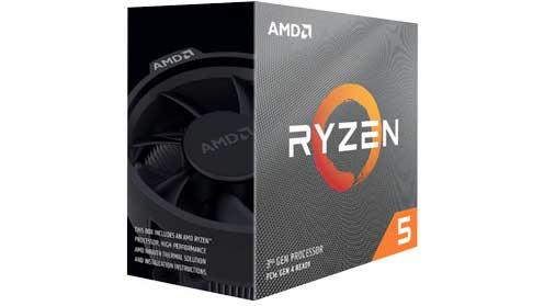 Urutan AMD Ryzen 5