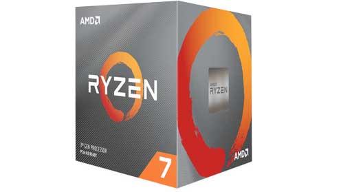 Urutan AMD Ryzen 7