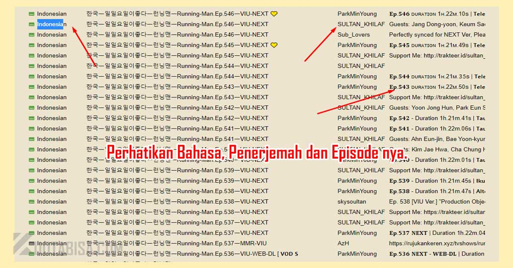 cara download subtitle indonesia subscene