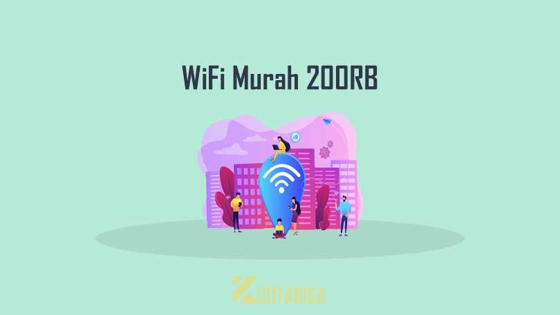 WiFi Murah dibawah 200RB