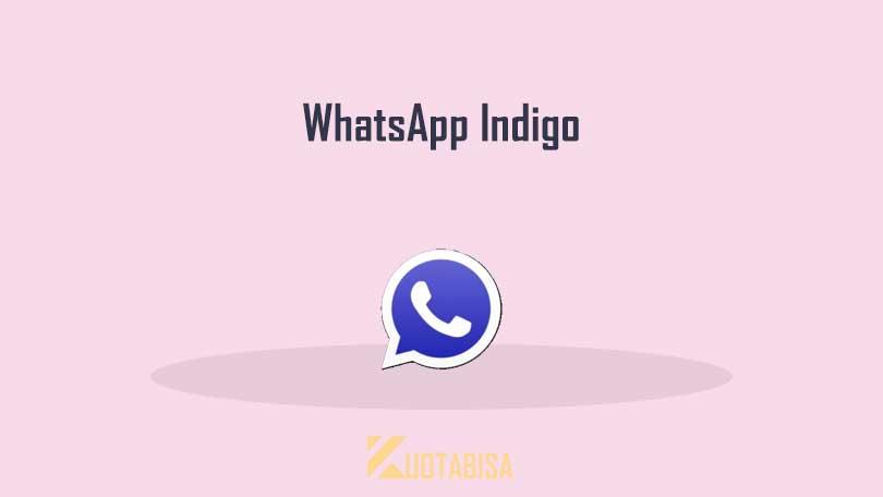 Download WhatsApp Indigo Apk