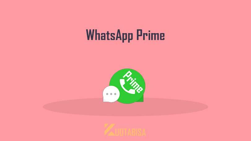 Download WhatsApp Prime Apk
